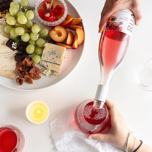 Friday arvo has us sitting round the trestle with some Rosè and a platter prepping for a big two weeks ahead and the realisation that we're about to dive into September! @akaruawines we're loving this floral drop - definitely getting us in the right head space! (Bring on Rosè in the ☀️)