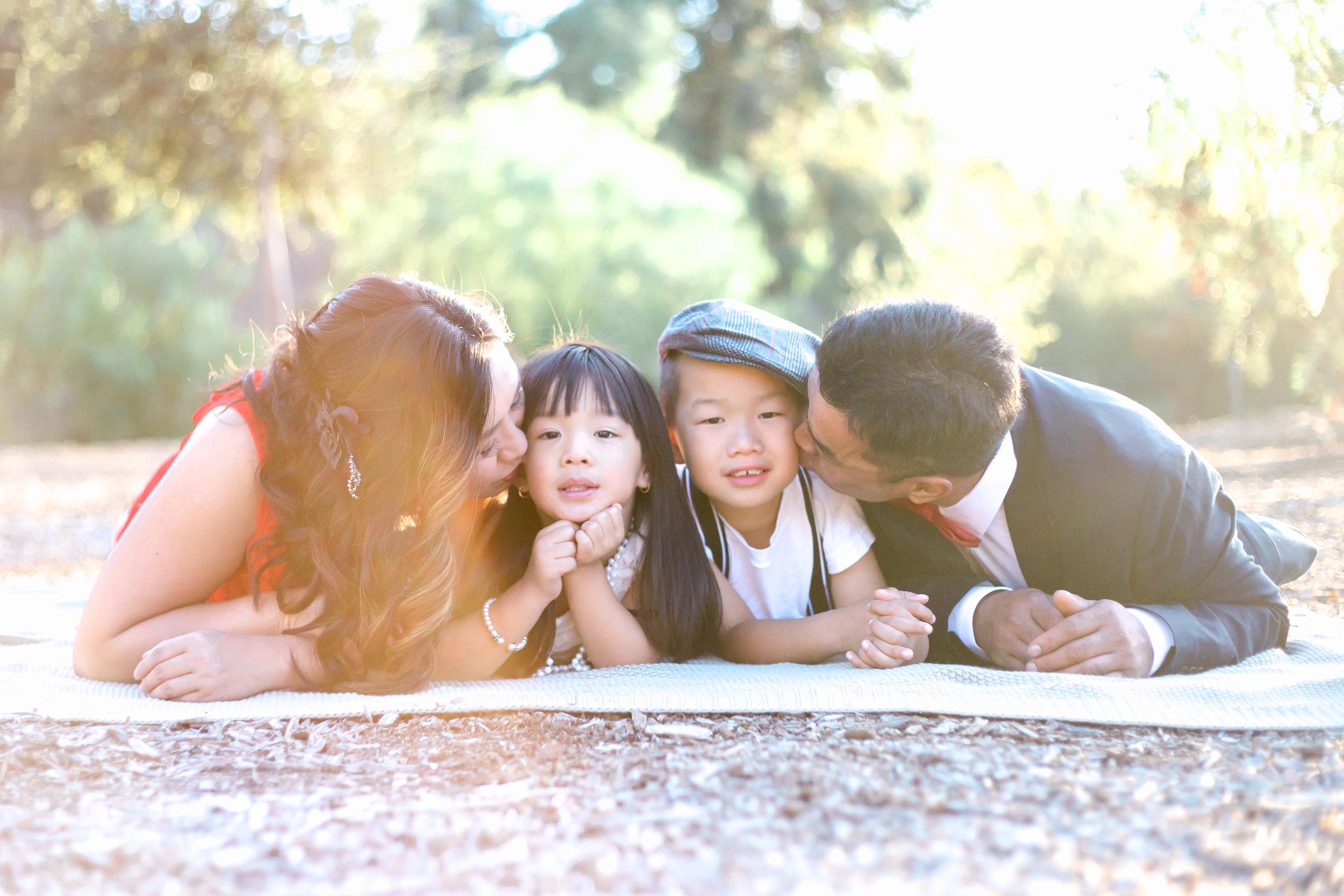 family photography- San Diego