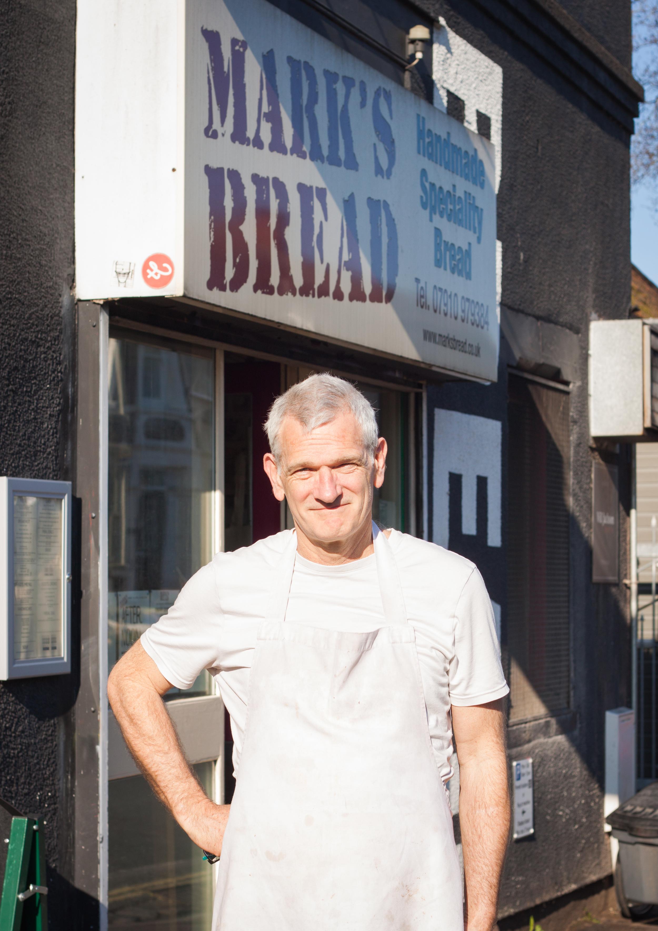 Mark Newman - Mark's Bread