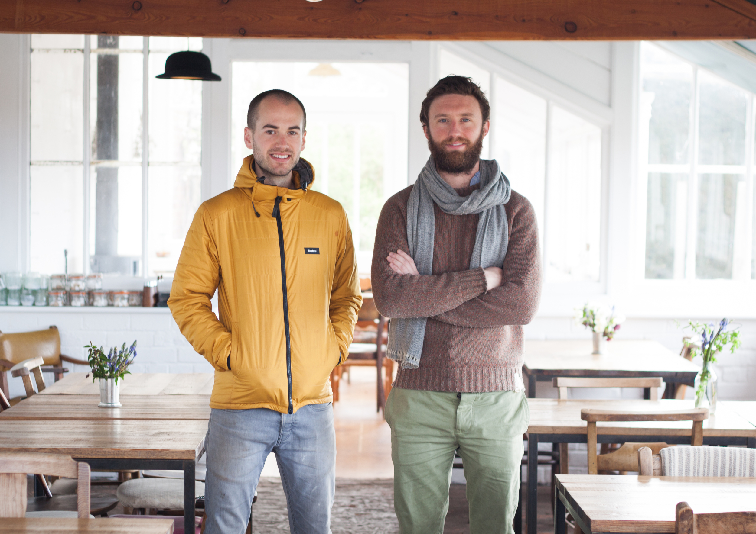 Iain and Jack - The Ethicurean