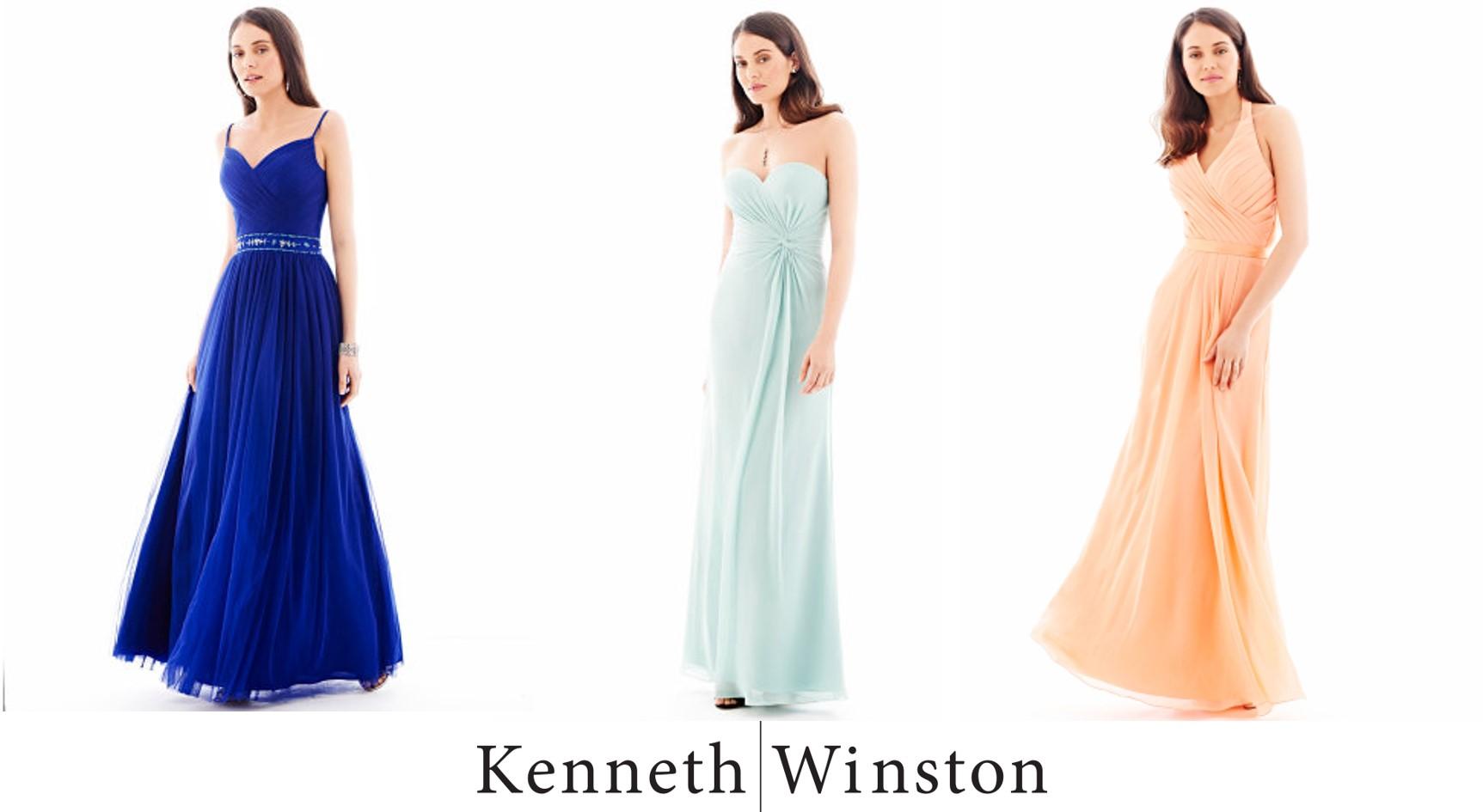 Kenneth Winston Bridesmaids Kathy Evans