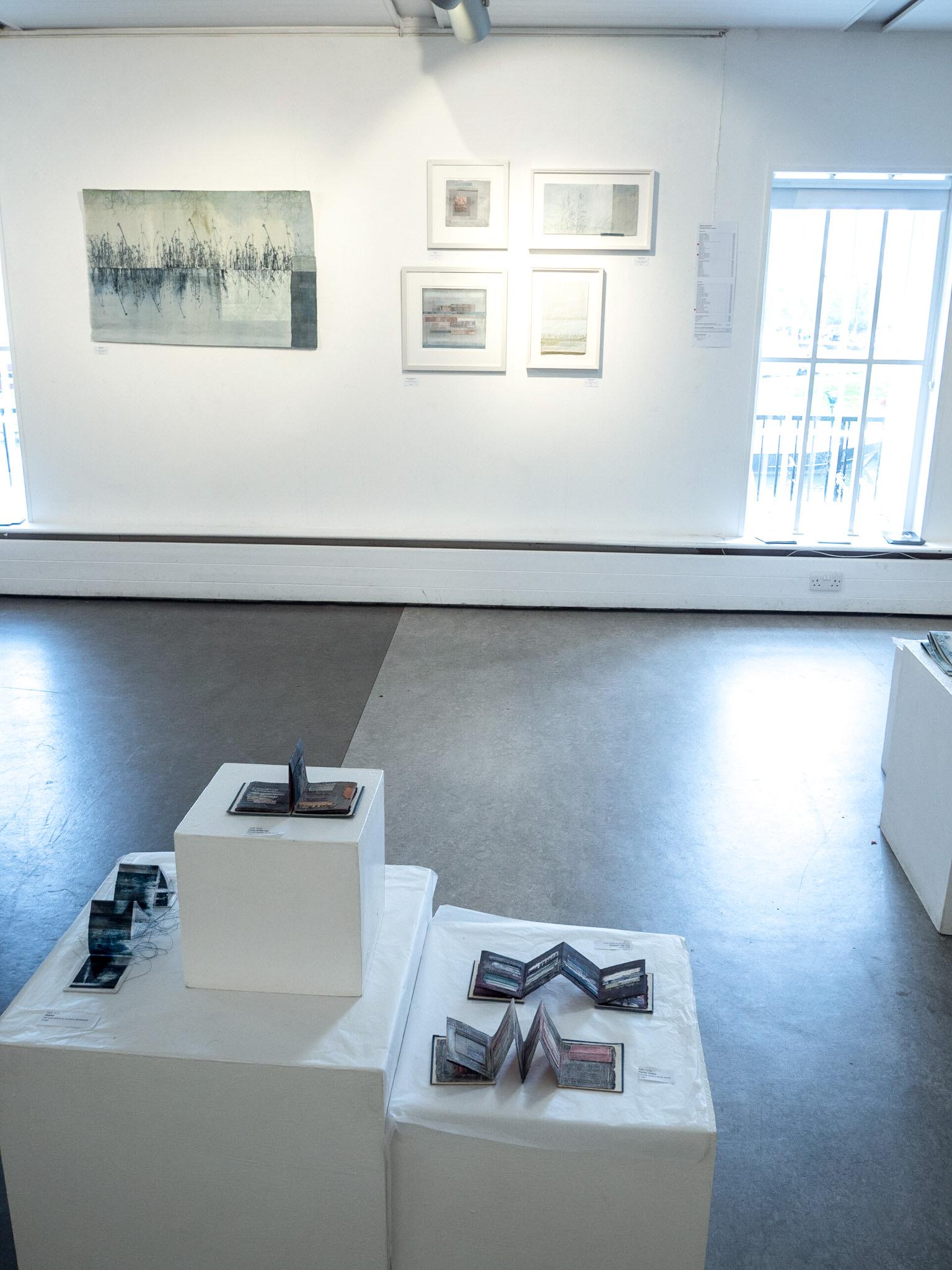 Babylon Gallery, Waterside, Ely April 2018