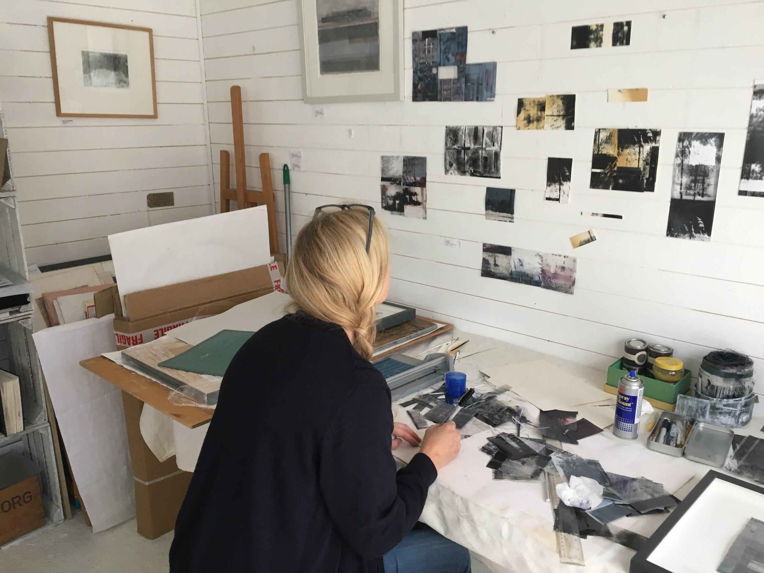 Waterhall Studio, August 2018