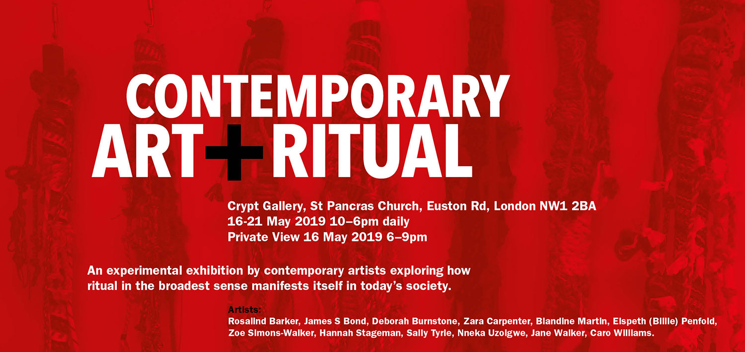 Private view and opening event with all the  Artists  is on 16th May from 6 - 9pm.
