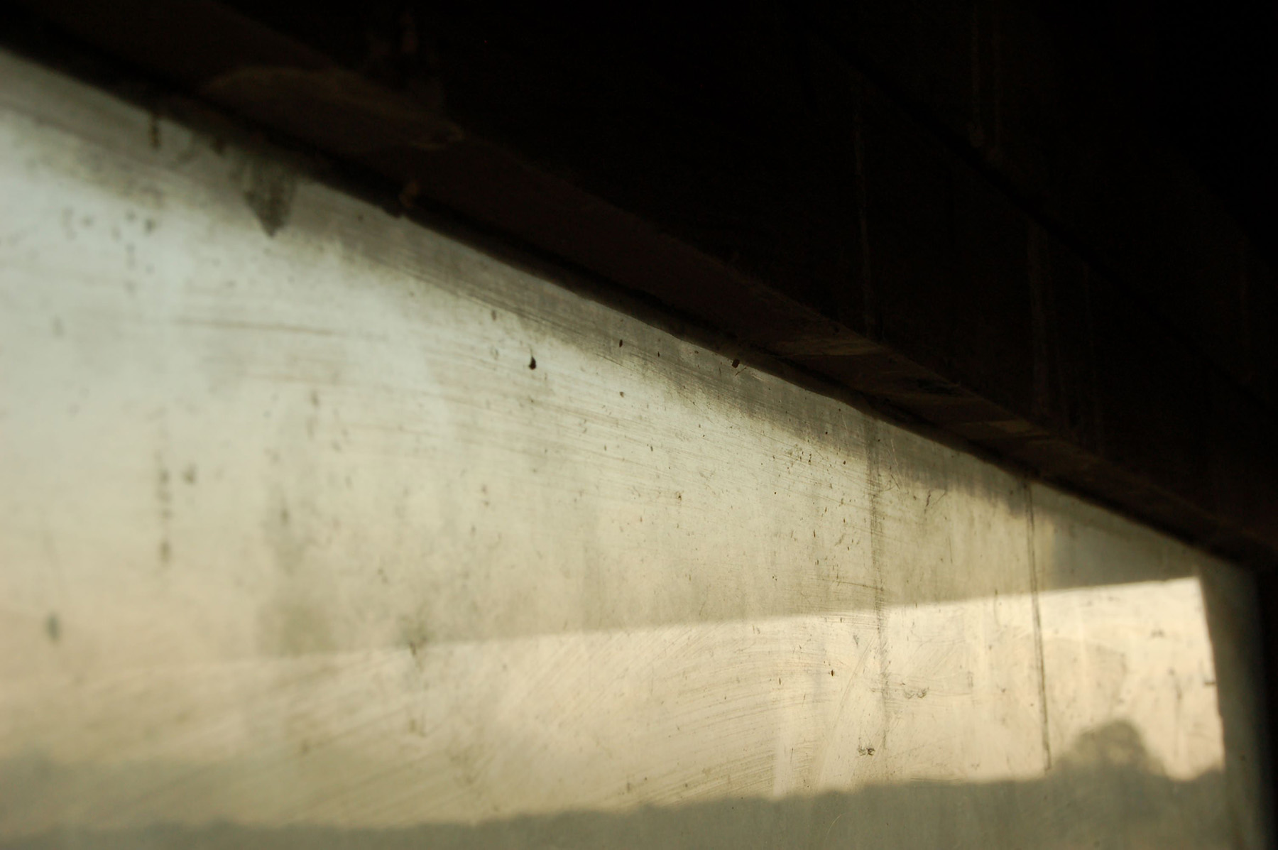 white screen, digital photo, 2018