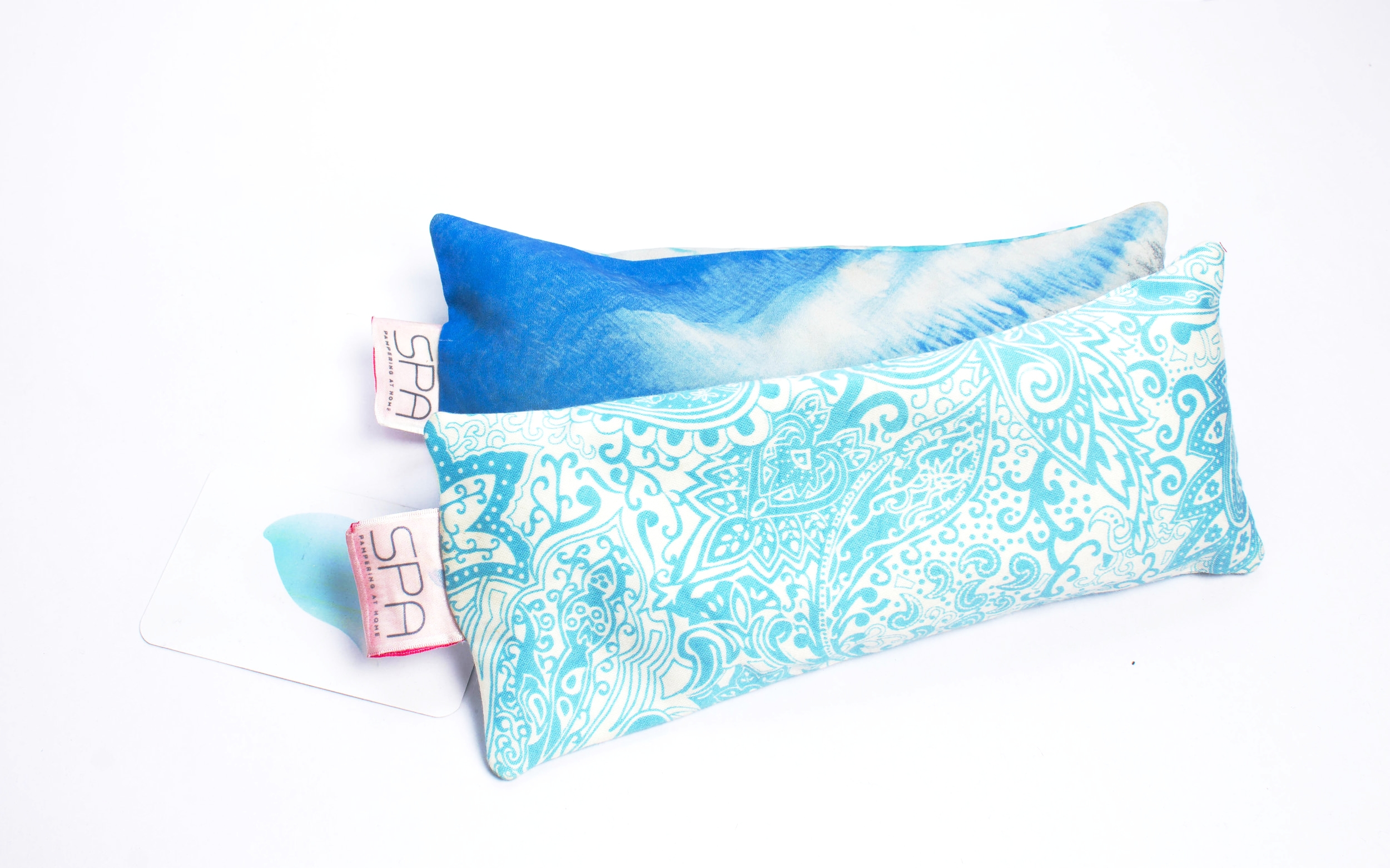 Eye Pillow - Filled with organic lavender and chamomile buds creates a soothing aroma and gently put just enough pressure on the eye lids to keep shut and keep the lights out.Try using this during your meditation, for a power nap and when nursing stress headaches.Price: NGN 5,000