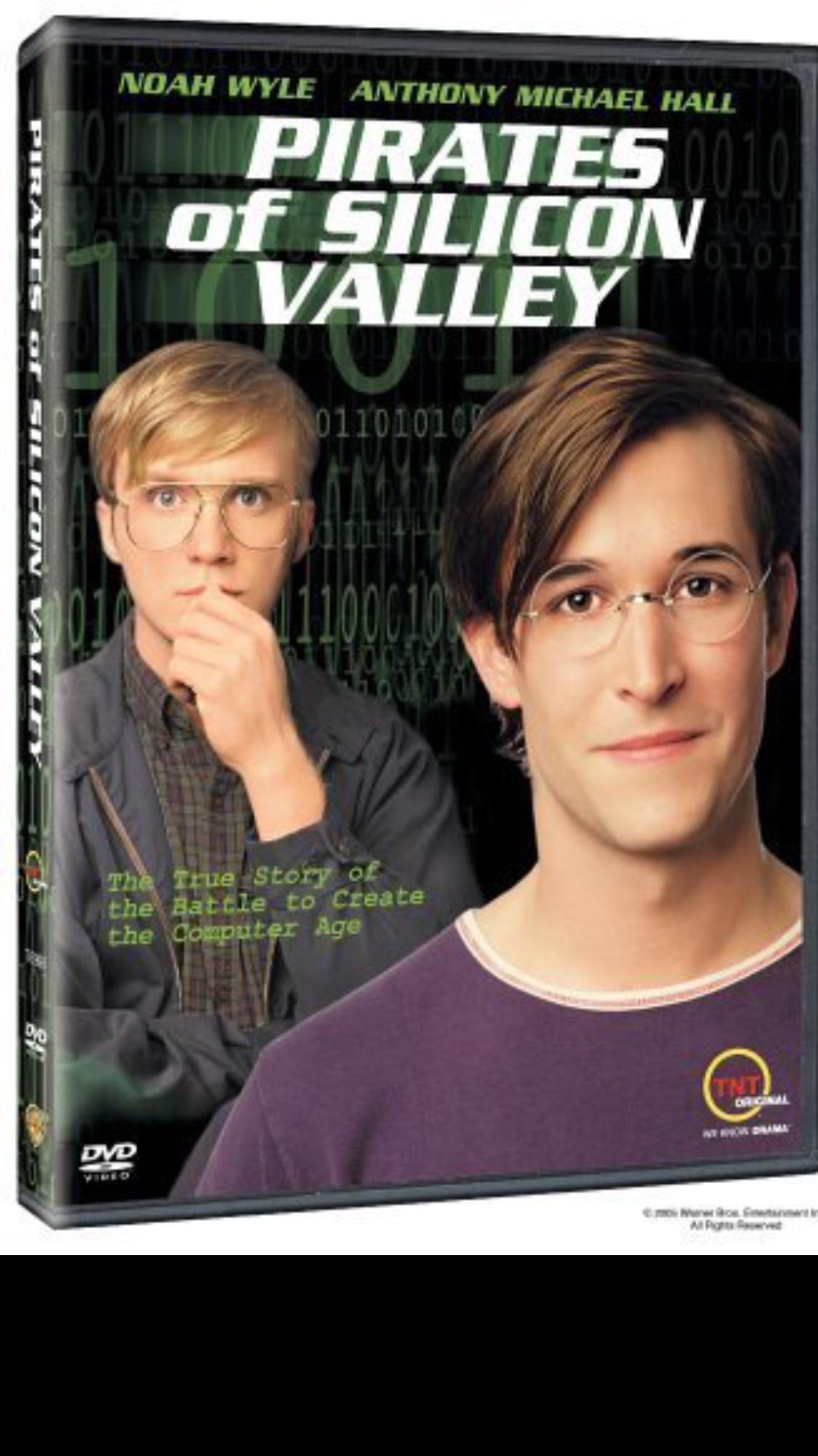 AMH as Bill Gates and Noah Wyle as STEVE Jobs.