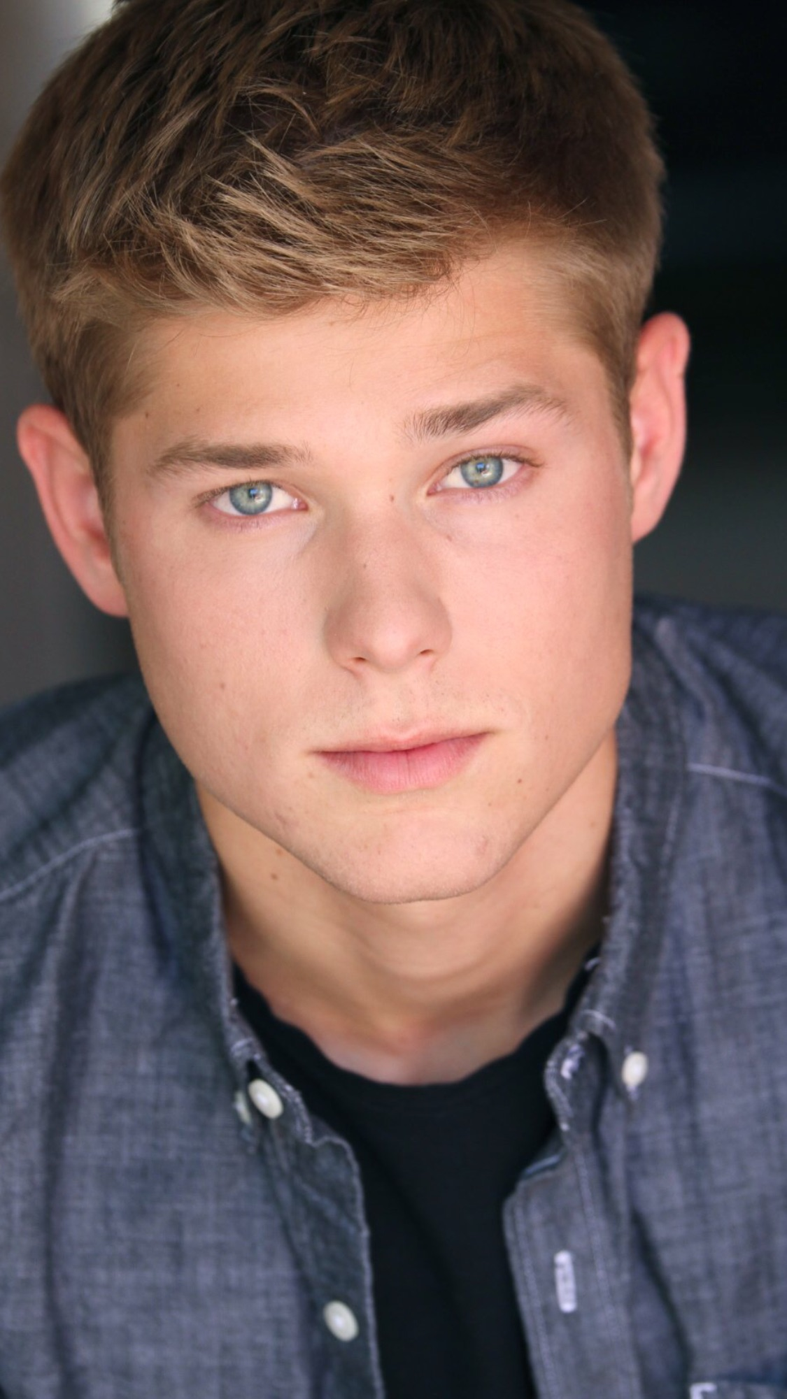 Mason Dye  ( 'Teen Wolf', 'Flowers in the attic').