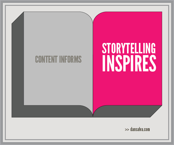 Content and Story Telling
