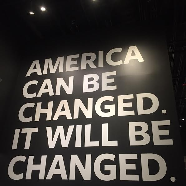 America Can Be Changed