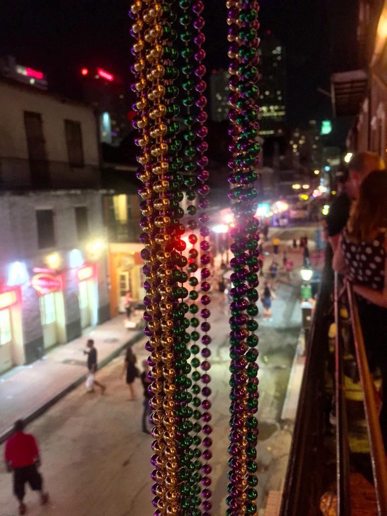 Bourbon Street -