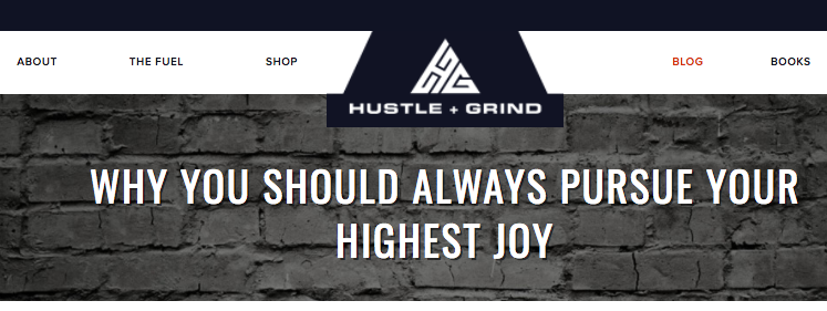 Guest Blog Post_Hustle and Grind