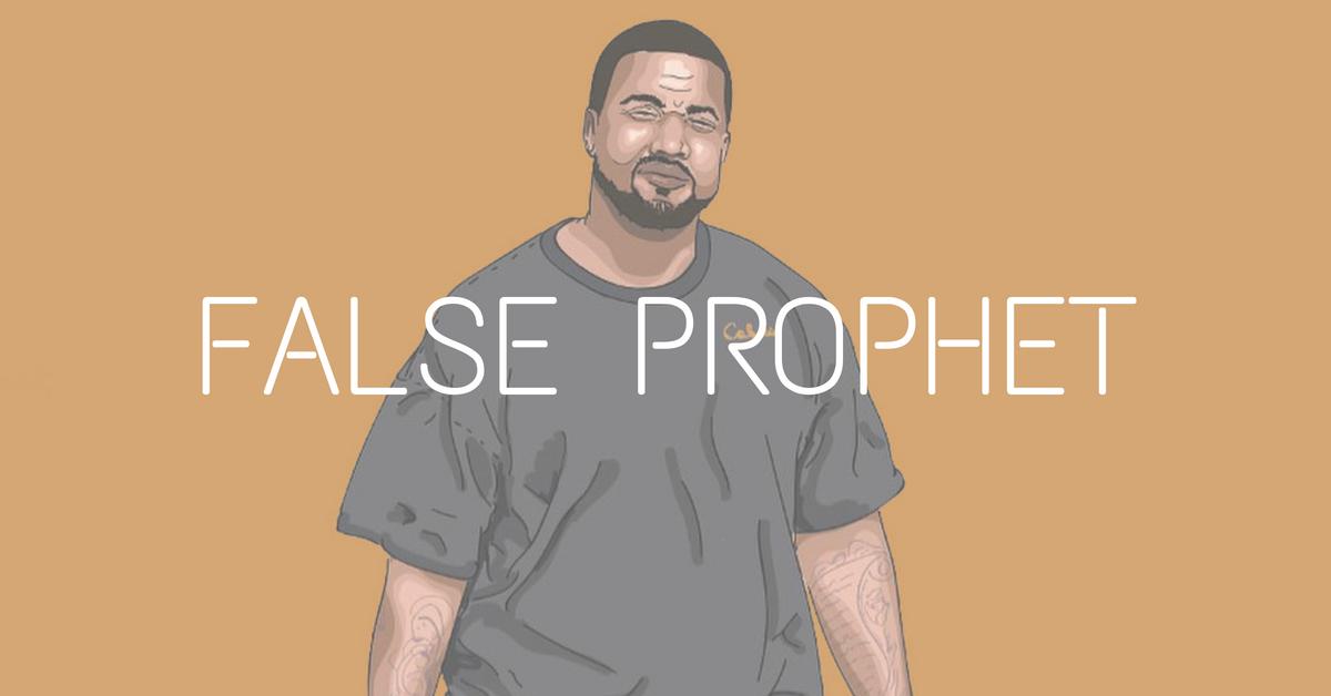Kanye West_False Prophet
