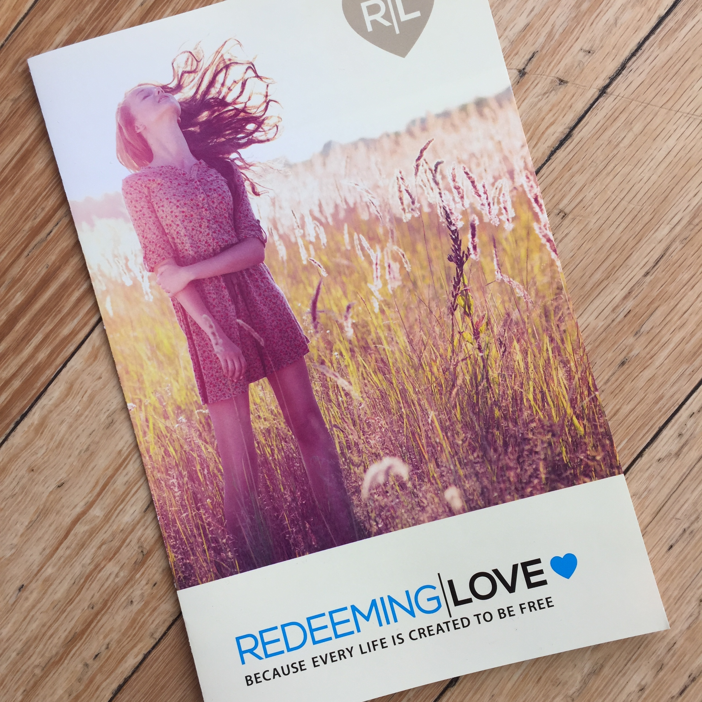 Redeeming Love Brochures PDF