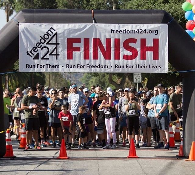Today, May 24, is the LAST DAY to guarantee a race t-shirt when you register for R4TL Glendora! If you have not already done so, you will want to sign up by 11:59 p.m. TONIGHT to secure your race shirt. Individuals will still have the option to register to participate in the race after this deadline, but a t-shirt will not be guaranteed.  Event Info: Sat, June 1! The 5K will begin at 8:30am at Finkbiner Park in Glendora, CA.