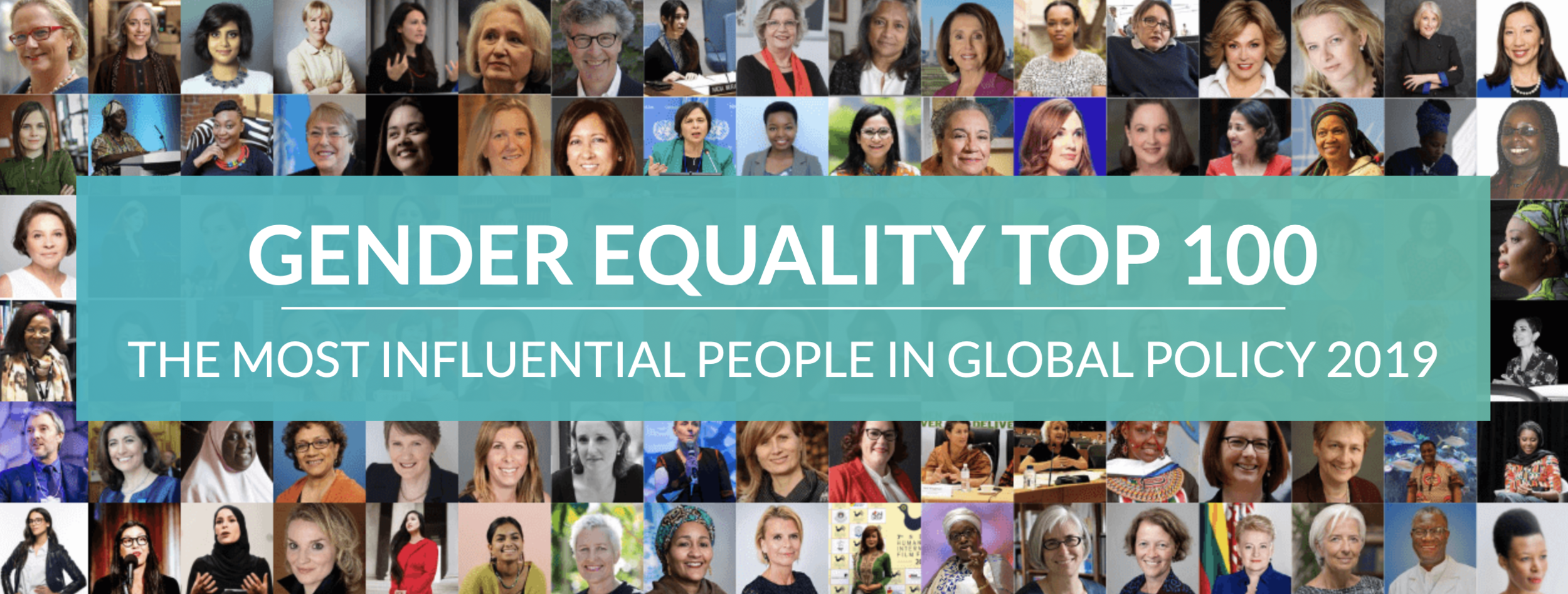 Check out   Apolitical's 2019 Gender Equality Top 100  , in which our exclusive speaker   Dr. Michael Kaufman   is featured as one of only four men on this list. Congrats!