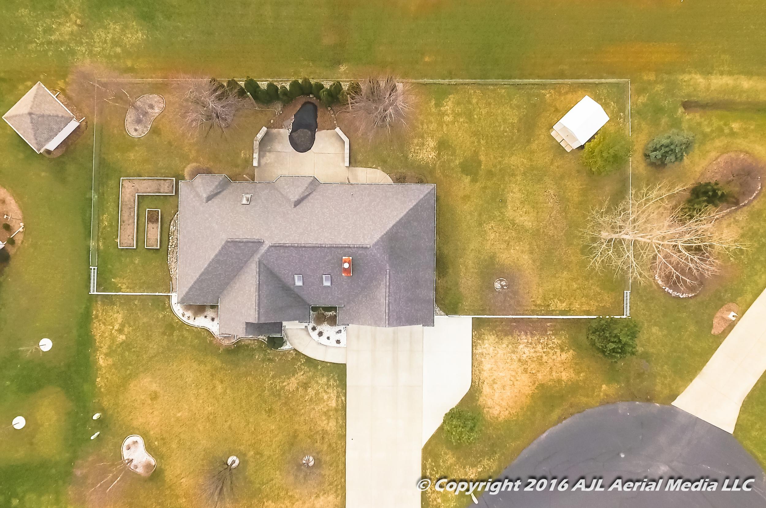 Bay City MI Real Estate 2016 Aerial