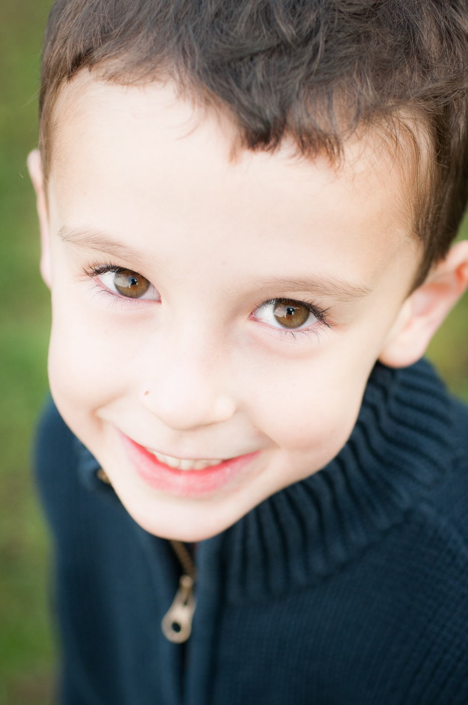 Kid portrait photography - Brooklyn