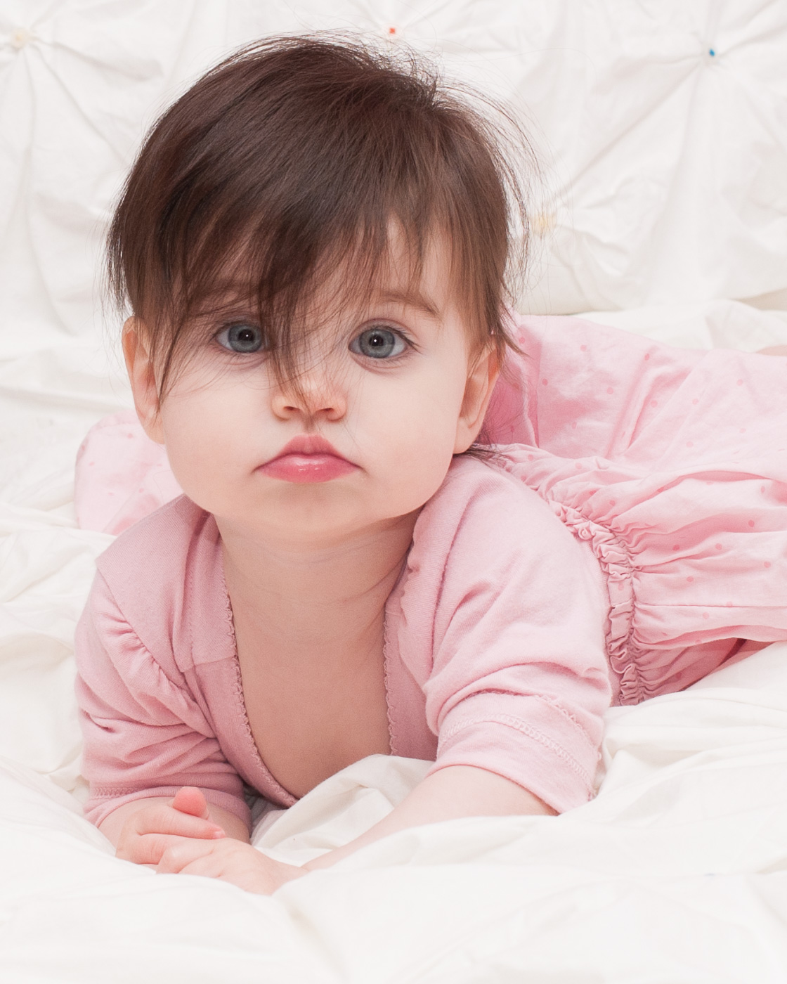 Baby portrait photography - Brooklyn