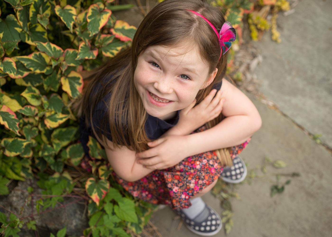 Child portrait photography - Brooklyn
