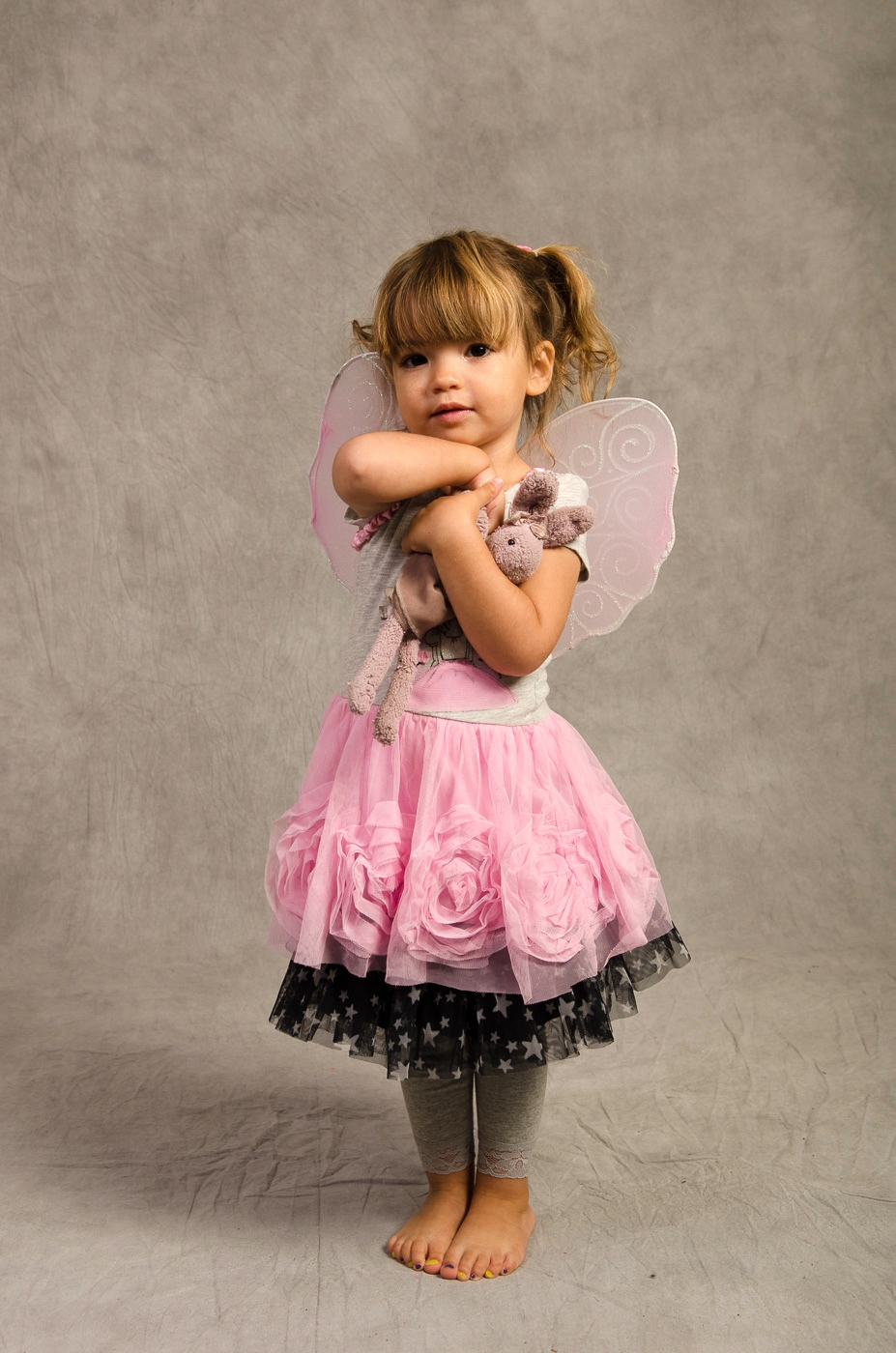Baby studio portrait photography - Brooklyn
