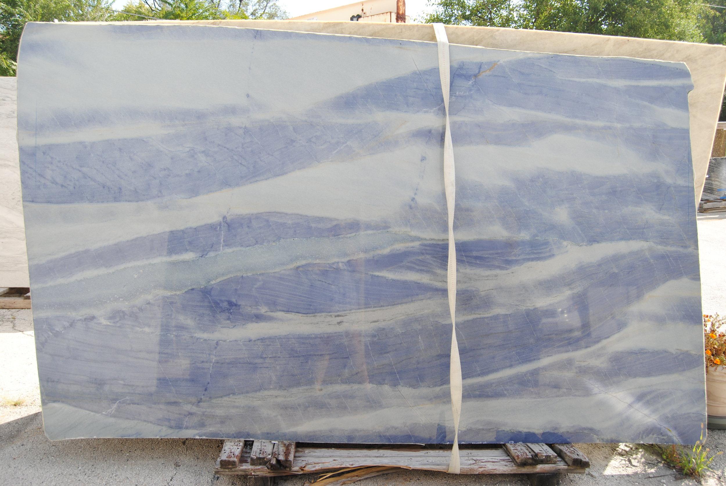 Boho Blue Quartzite