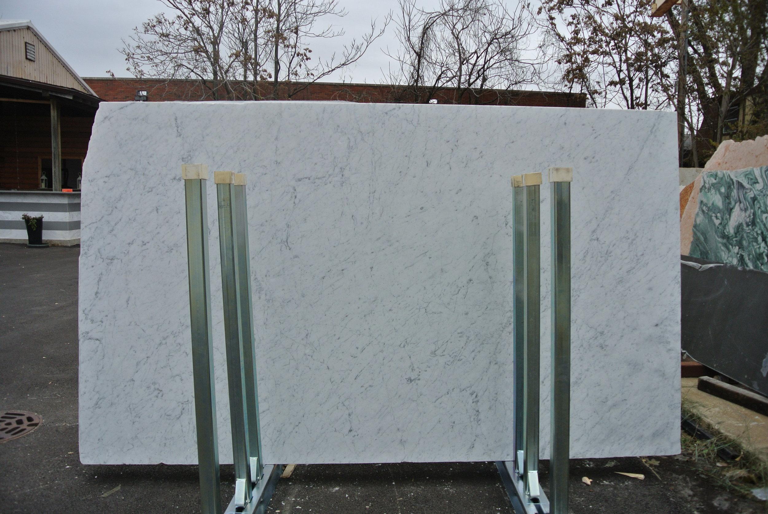 Carrara 2cm honed.JPG