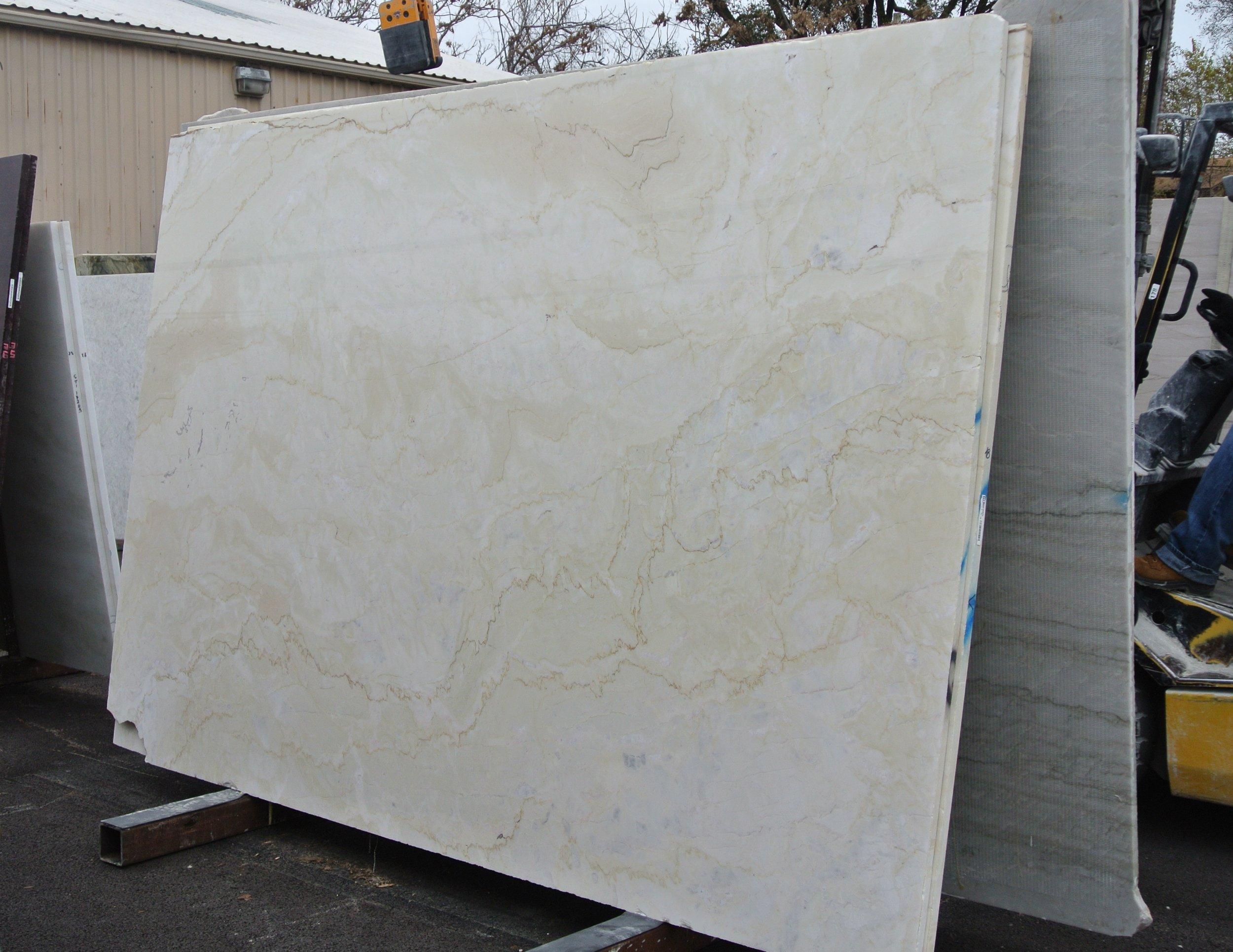 Dolce Ivorio Quartzite, 3 cm