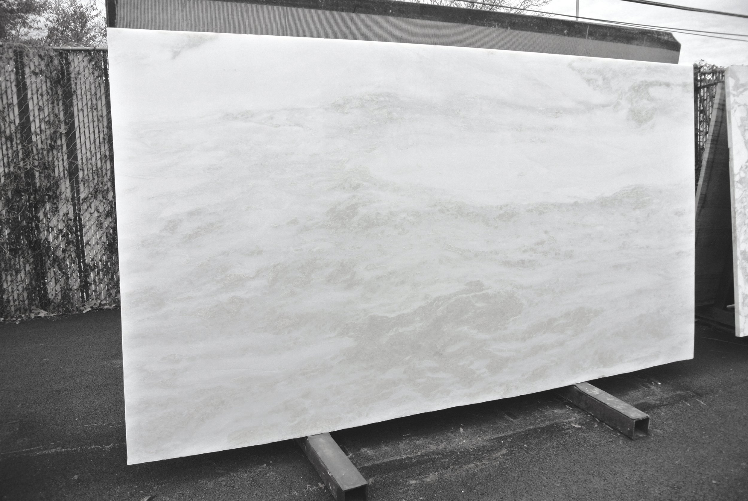 Mystery White Marble, 3 cm
