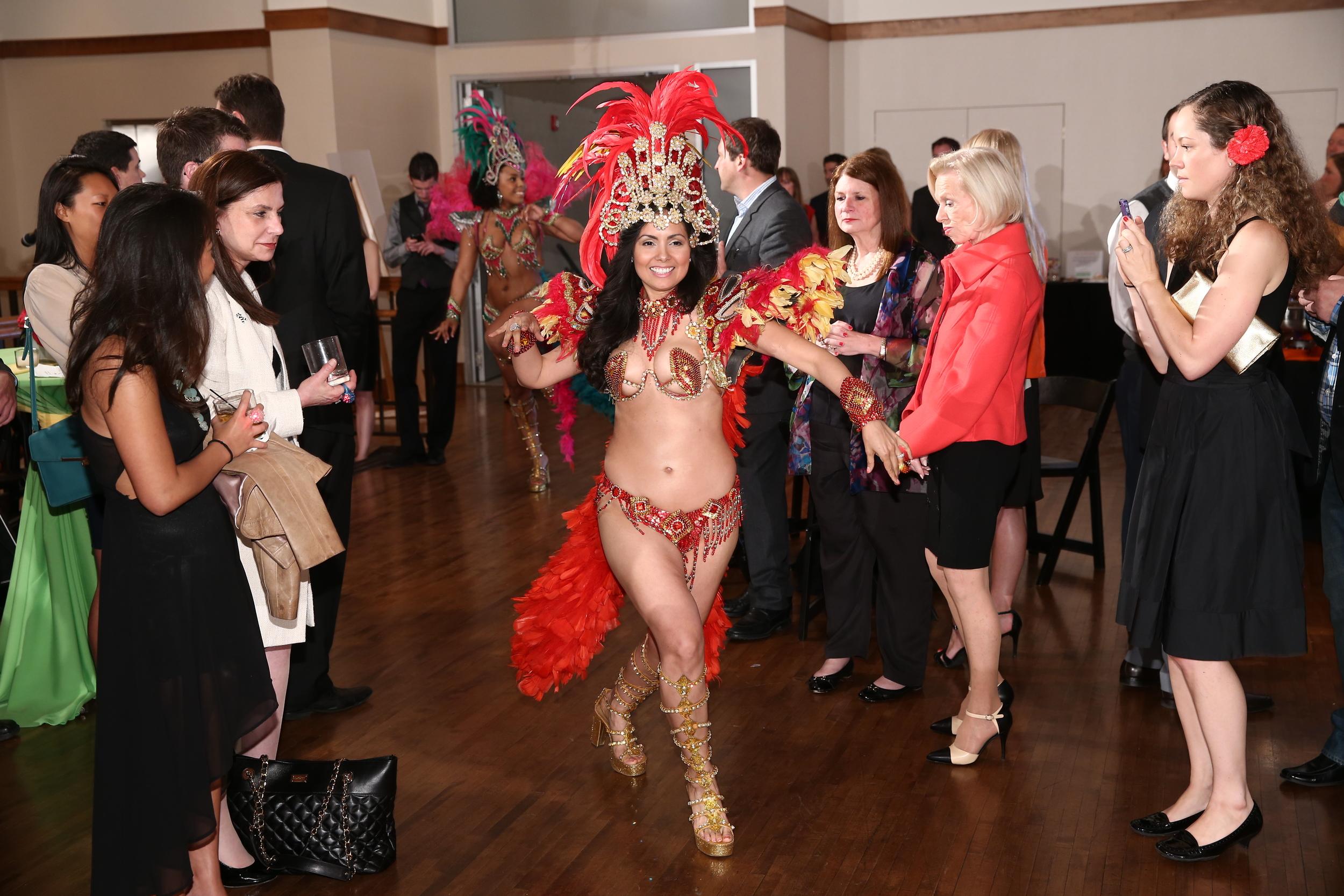 The Passistas Samba Dancers 1.JPG