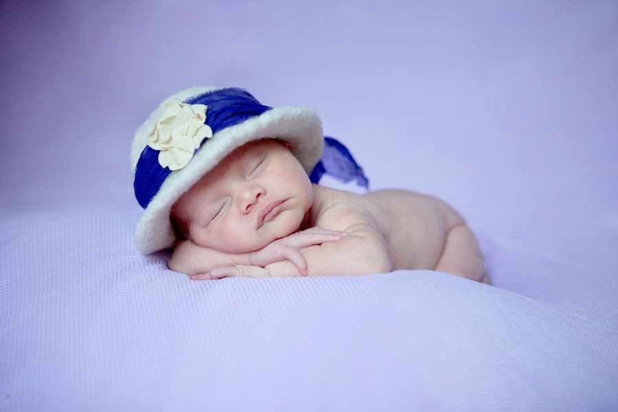 fairfax va newborn photography