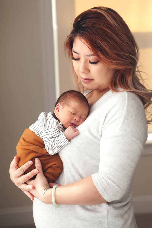 loudoun newborn photographer