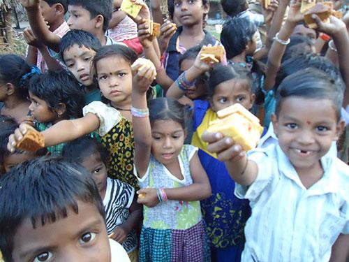 STREET (BLESSED) CHILDREN