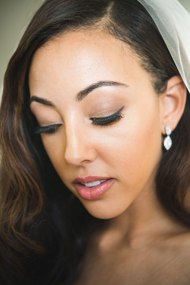 The Radiant Ally Brown!  Makeup By : The Bridal Suite  (Click link to view their work)