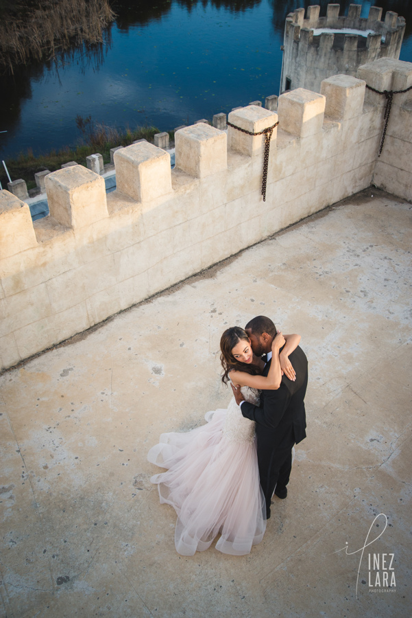 PORTRAITS AT A CASTLE. - The Browns Portrait Session was taken weeks after their Wedding at A Beautiful Castle West of Houston. Click the button below to see their gallery!