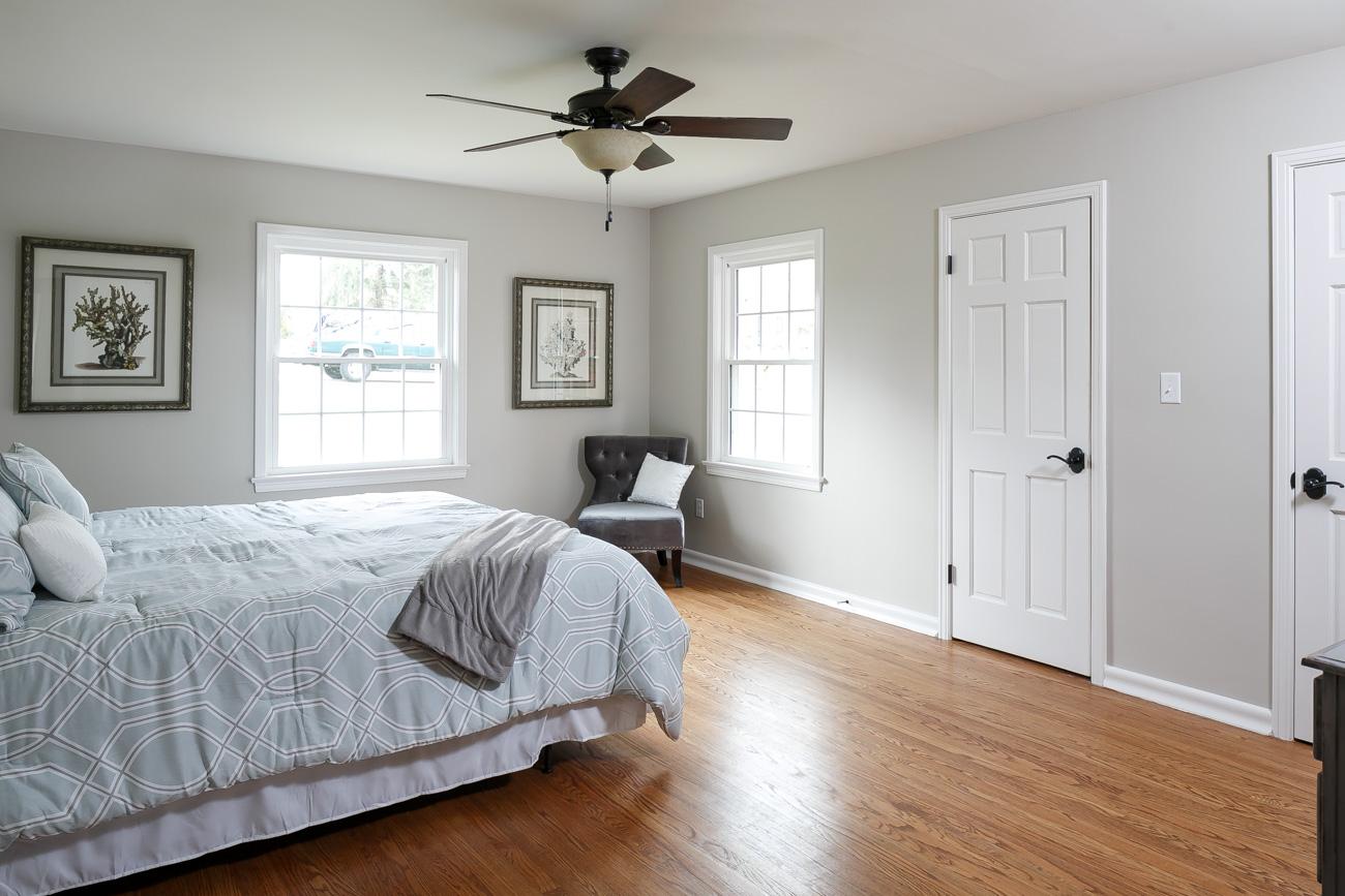 Daleview #3 Master Bedroom