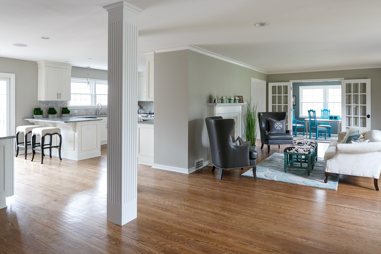 Daleview #3 Open Concept