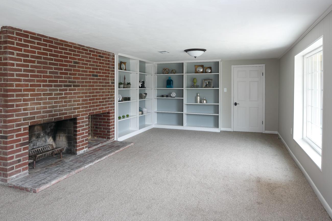 Daleview #3 Basement Living Room