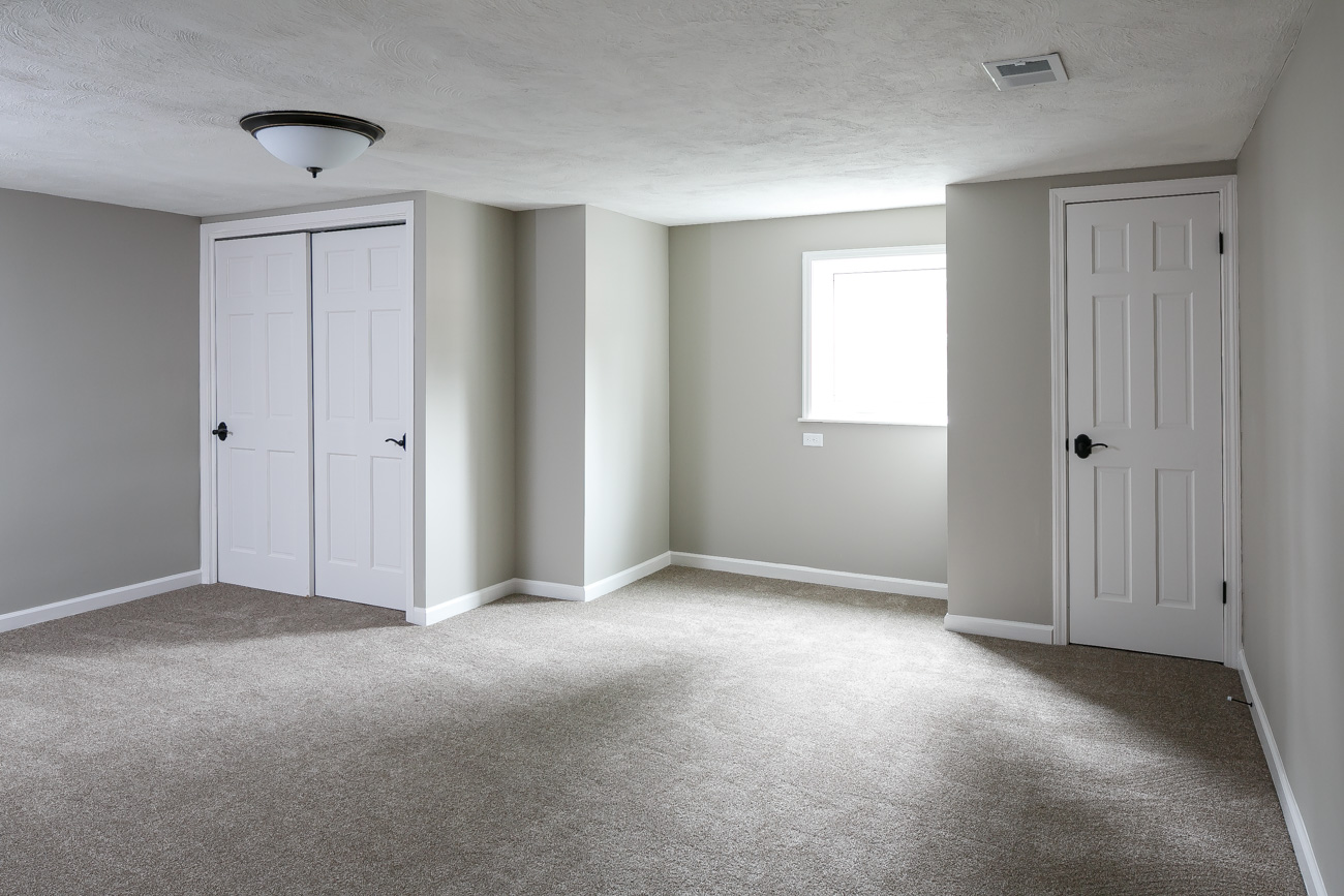 Daleview #3 Basement Bedroom