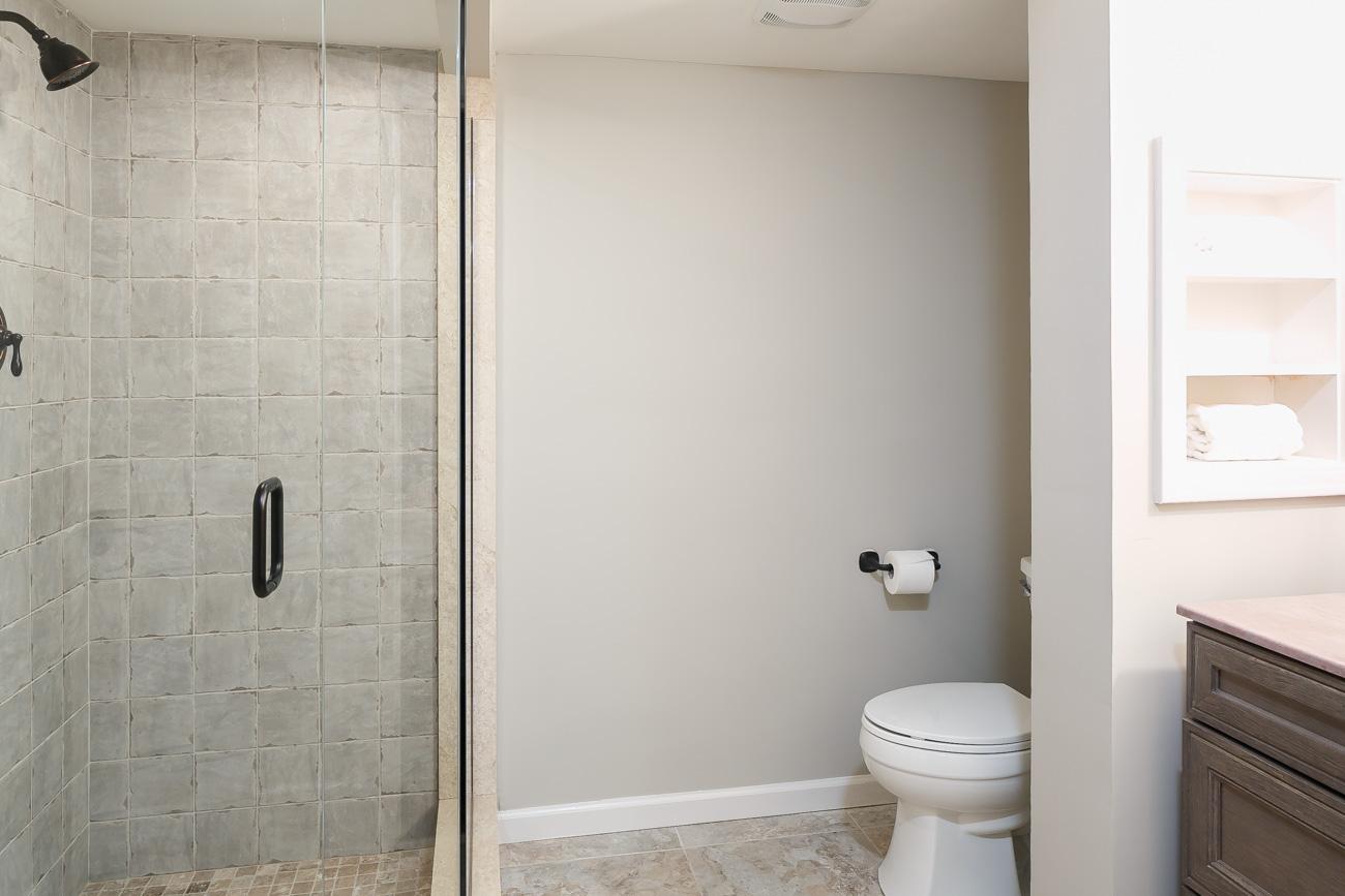 Daleview #3 Basement Bathroom