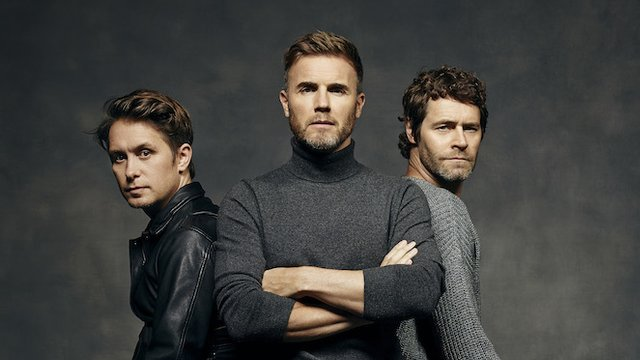 This blog has absolutely nothing to do with these guys, but as a life long fan of Take That, I couldn't miss the oppurtunity!