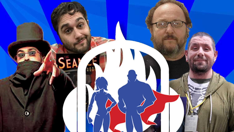 Fireside Chats: Great Philadelphia Comic Con 2018 Part 2