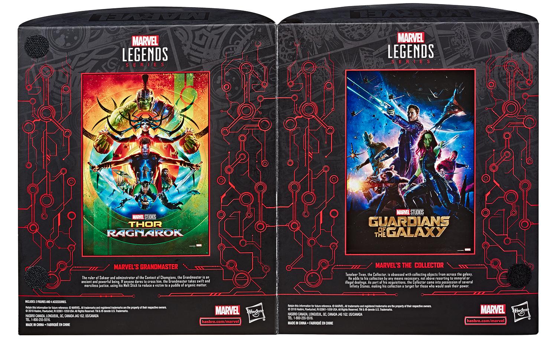 Marvel Legends The Elders of the Universe