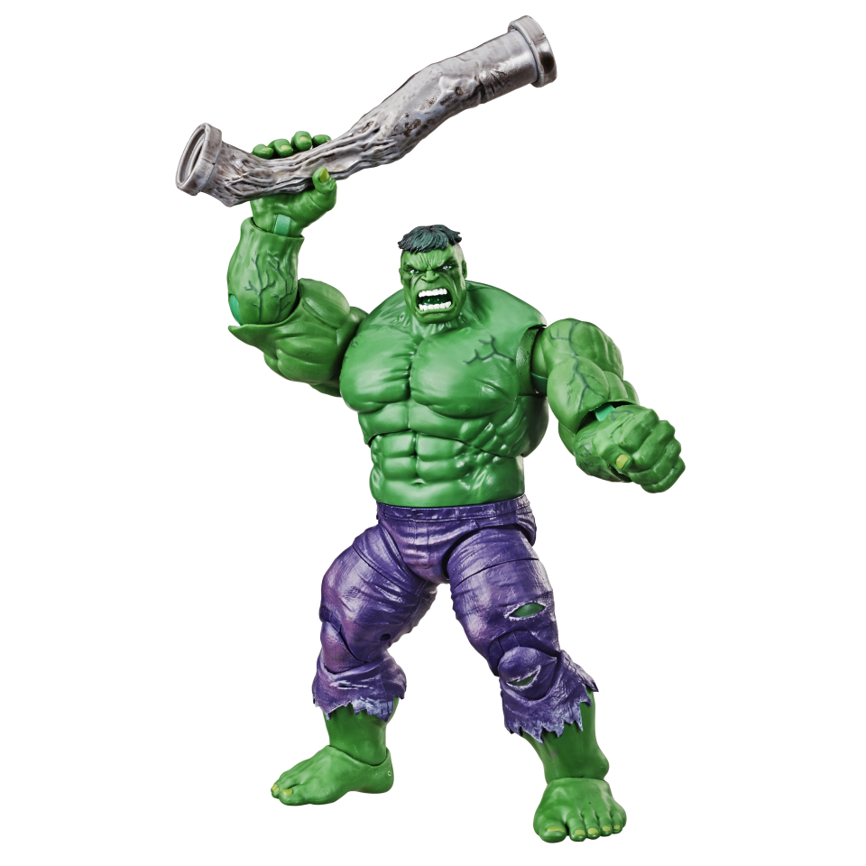 The Incredible Hulk 6″ Classic