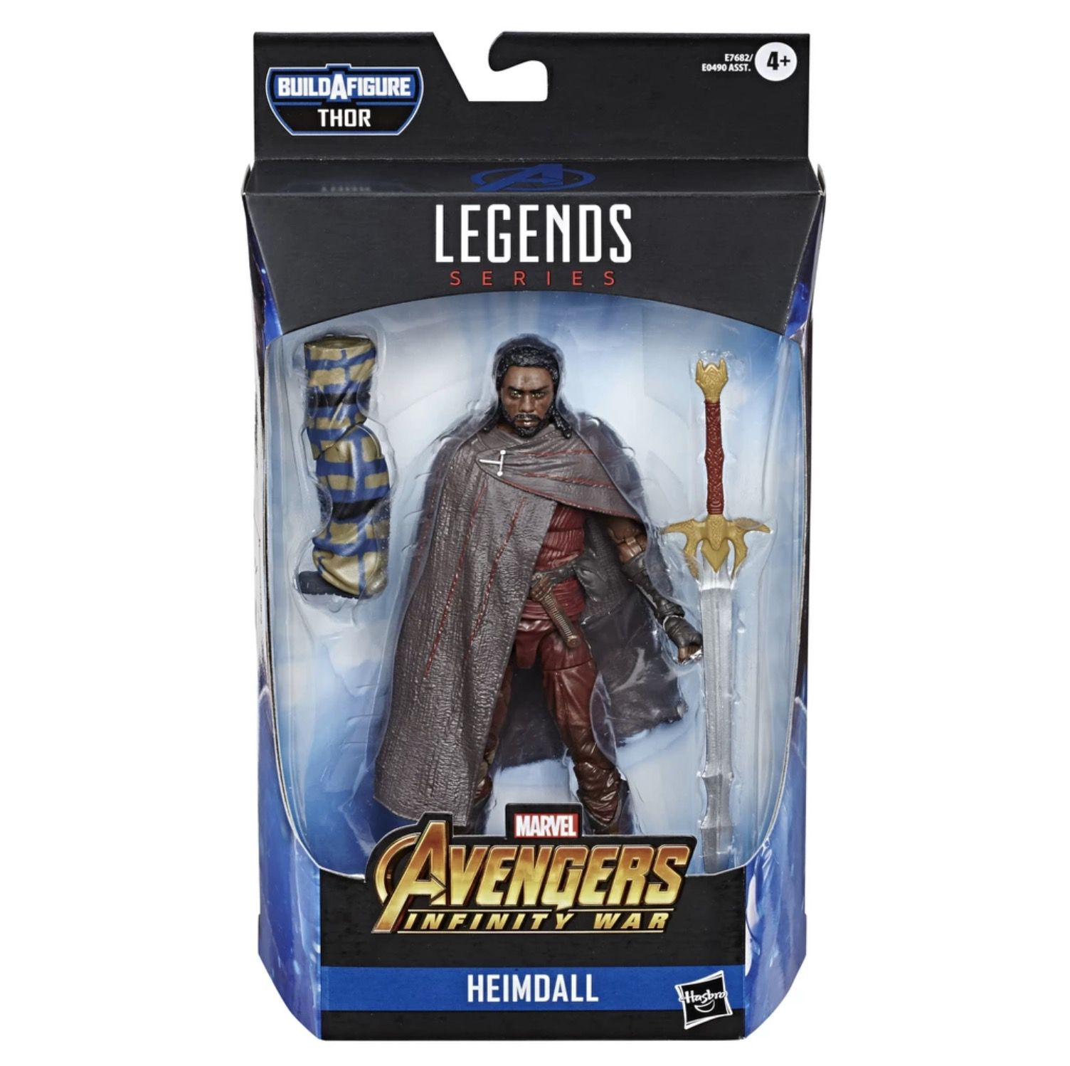 Marvel Legends Series Avengers: Infinity War Heimdall
