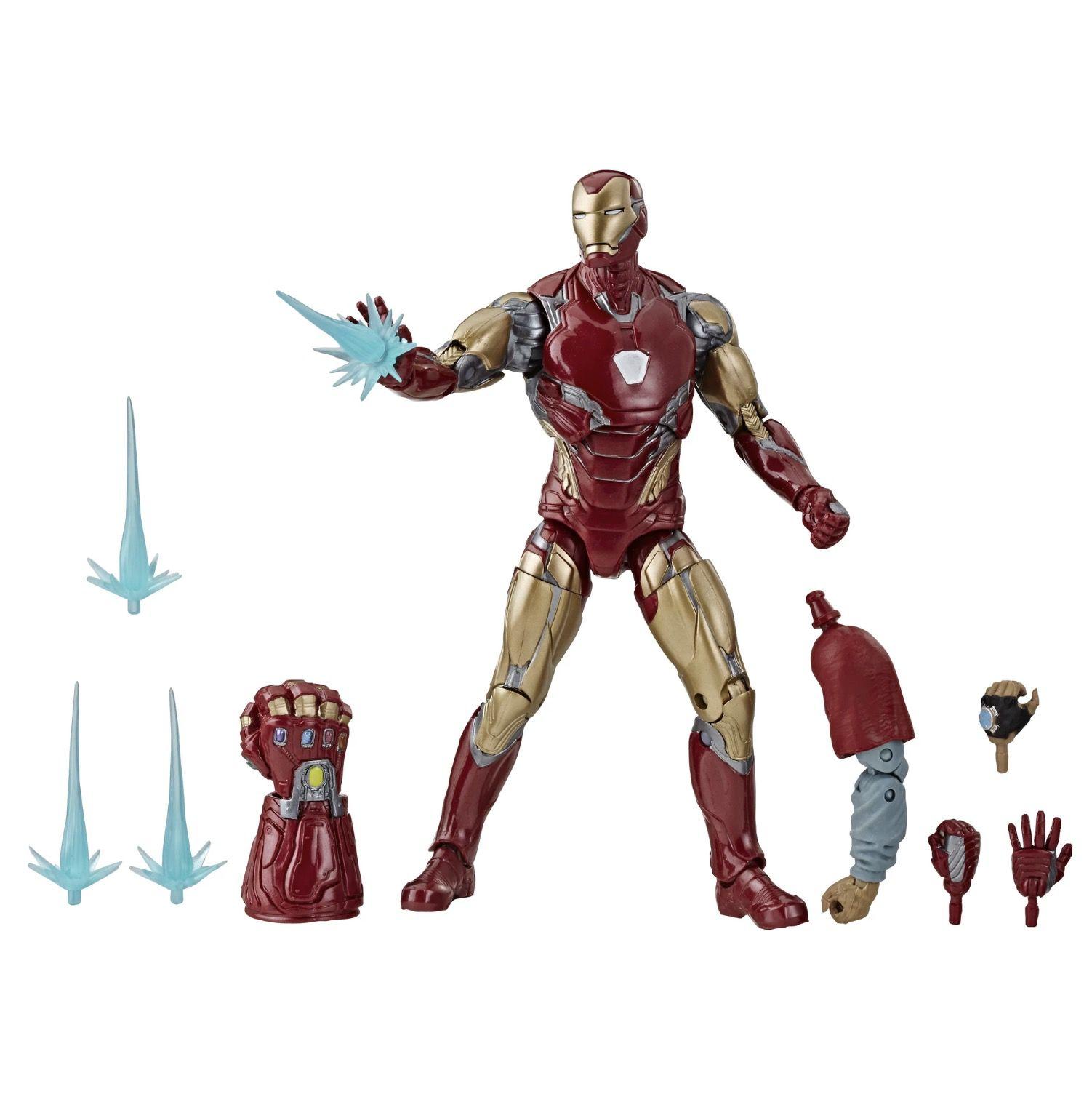 Marvel Legends Series Avengers: Endgame Iron Man Mark LXXXV