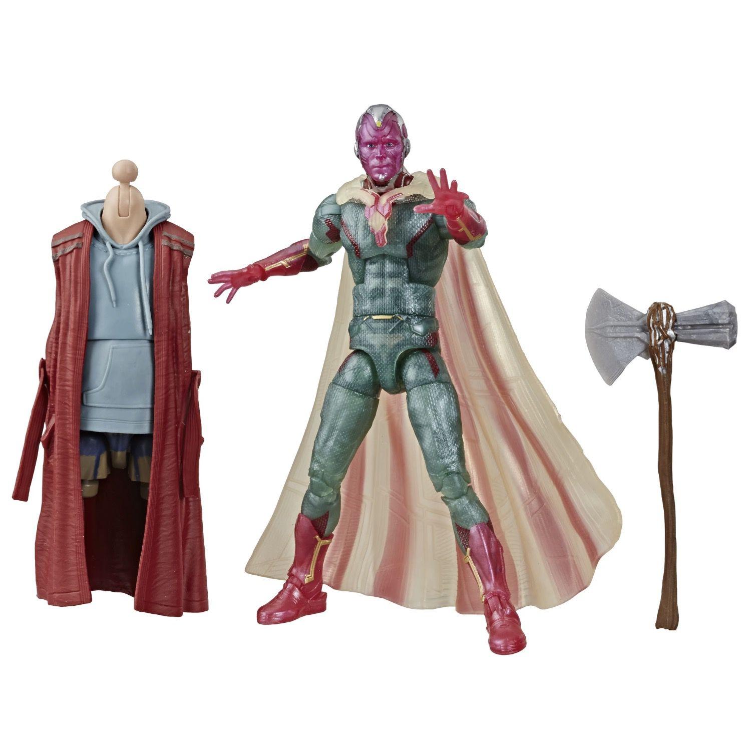 Marvel Legends Series Captain America: Civil War Vision