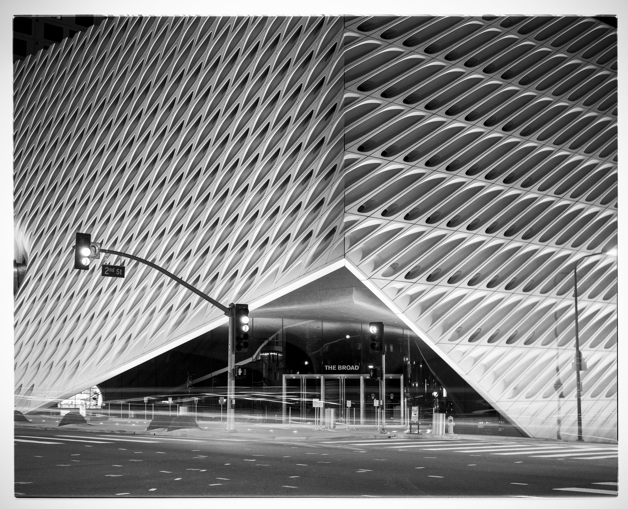 The Broad Museum  Los Angeles, CA