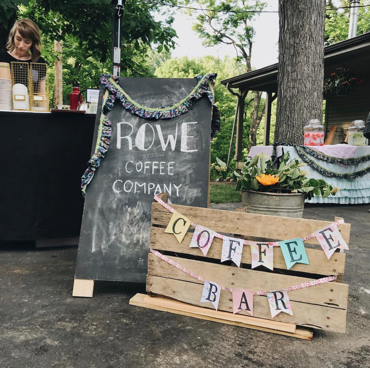 Find us again at the market starting 05.18.19 -
