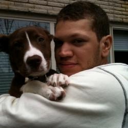 Kyle enjoys puppies and scoring goals.